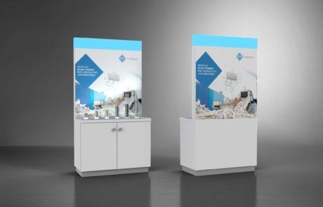 Erlebniswelt im Handel_interaktive Displays_Produkte erleben_POS Display_1