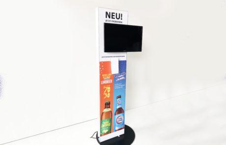 digitaler POS_digitalisierung im Einzelhandel_screen am POS_Produktkonfigurator im Handel_digital Signage_digitale Stele_13